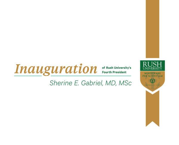 Rush University Inauguration